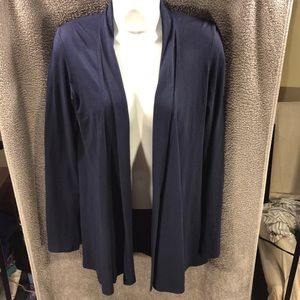 Lilly Pulitzer Wrap, Long Sleeve Open Blazer small